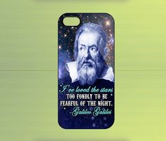 Galileo Galilei Quotes Hipster Case For iPhone 4/4S, iPhone 5/5S/5C, Samsung Galaxy S2/S3/S4, Blackberry Z10