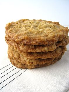 Oatmeal Cookies Recipe | Yummly