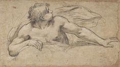 Pietro da Cortona (Pietro Berrettini), 1596 - 1669, Italian, Boreas.