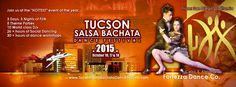 From Tijuana (Mex) and San Diego (US), Celso and Alejandra have become one of the youngest and important couple in many events around the US and Mexico.  - Confirmed Artist at the 2015 Tucson Salsa Bachata Dance Festival  - LEARN MORE  #Salsa #Bachata #Festival #Arizona #Tucson #Dance #Where #Info #Annual #TucsonSalsaBachataDanceFestival #Facebook #Dancing #in
