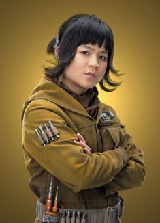 ROSE TICO WORKING FOR THE GOOD GUYS