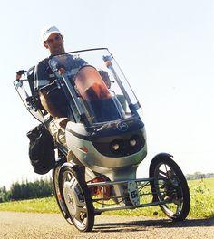 Après le BamGoo, on reste dans les véhicules écologiques avec cette fois-ci ce concept qui nous vient des Pays-Bas. Le Mitka trike a été conçu par plus une alliance de plusieurs sociétés néerlandai…