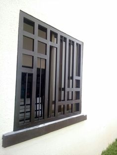 If you are looking to have windows installed in your house with or without grills and seek help in terms of finalizing designs for your window's and grills, then fill up this form and we will be happy to assist you. Home Window Grill Design, Window Grill Design Modern, Iron Window Grill, Balcony Grill Design, Grill Door Design, House Gate Design, Door Gate Design, Door Design Interior, Railing Design