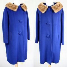 Vintage Dorse blue cashmere swing stroller by DottieMaeVintage, $80.00