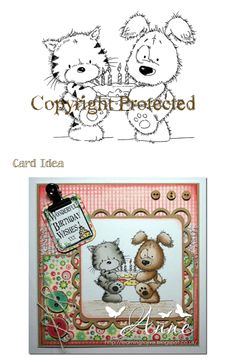 Lili of the Valley Unmounted Rubber Stamp - It Takes Two $6.92