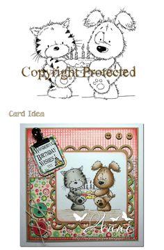 LOTV CARD IDEA