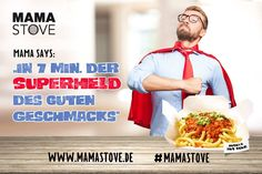 From zero to hero... In 7 Min. der Held der Familie! www.mamastove.de #mamastove #essen #leckeressen #mikrowellenessen #foodporn #foodblogger #kitcheninthebox