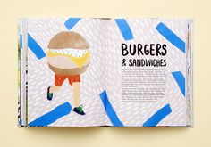 From 'Hungry for That' by Raph Rashid. Illustrations by Tin & Ed. Via TDF.
