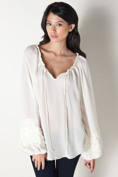Boho Top by Parker at TAGS