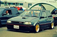 MJ Parker Trucking Here is how we Transport. #LGMSports relocate it with http://LGMSports.com Toyota Starlet Turbo