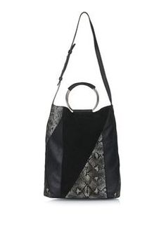 7997263812c Mini Leather Duffle Bag from Topshop R900,00   Topshop Clothing and ...