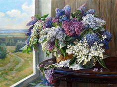 Fleurs et jardins en peinture - Page 14