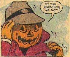 🎃Only 133 days until Halloween! Comics Vintage, Old Comics, Vintage Comic Books, Arte Horror, Horror Art, Comic Kunst, Comic Art, Halloween Cards, Vintage Halloween