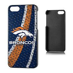 Team Pro Mark Licensed NFL Denver Broncos Slim Series Protector Case for Apple iPhone 55S  Retail Packaging  OrangeBlue >>> Find out more about the great product at the affiliate link Amazon.com on image.