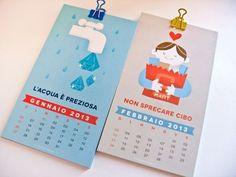 2013 Calendar Design Inspiration