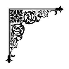 stencil designs   Stencil Corner