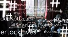 Short version: not dead. #SherlockLives