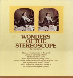 Book - Wonders of the Stereoscope
