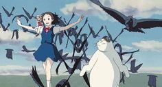 Neko no Ongaeshi// The Cat Returns //O Reino dos Gatos - (2002)