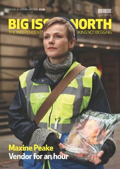 In our new Big Issue North weekly newsletter you'll find a round up of what's inside this week's magazine plus our pick of features and interviews from our website bigissuenorth.com. Click here to take a look.