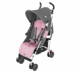 Maclaren Quest Dove/Orchid Smoke - available in store and online at #FabBabyGear #Maclaren