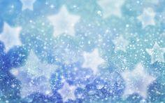 light blue...stars