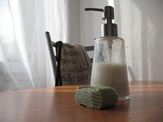 Jak na ekologickou domácnost: Moje pokusy s výrobou domácího tekutého mýdla