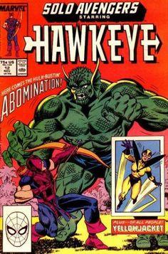 #MARVEL [] Solo Avengers [] Hawkeye