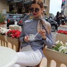 Pin by Michele Ungaro on Casual Fashion in 2020 Classy Outfits, Trendy Outfits, Luxury Lifestyle Fashion, Mode Chic, Mode Vintage, Elegant Outfit, Classy Women, Scarf Styles, Instagram Fashion