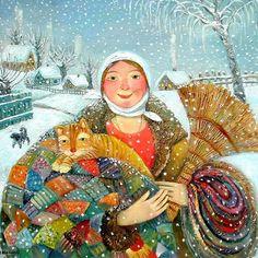 #OlgaVelichko #painting