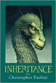 The author was 15 when he started writing the first book in the series. Of course, he was homeschooled and living in Montana, so it may have been self defense. ;) Dragons, elves, dwarves - series hints of LOTR.