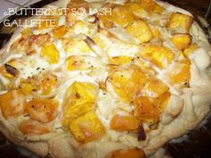 Butternut squash and caramelized onion gallette for Thanksgiving dinner! http://leahsthoughts.com/8-thanksgiving-dishes-that-never-fail/