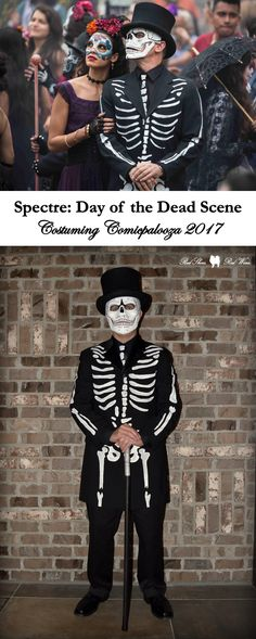 james bond s day of the dead costume worn by daniel craig black frock coat with white hand. Black Bedroom Furniture Sets. Home Design Ideas
