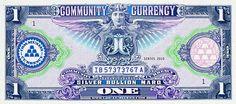 Community Currency, One Bullion Marq.