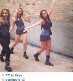 Little Mix Jade, Perrie, and Leigh-Anne