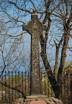 Celtic Cross - Edinburgh, Scotland