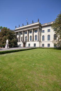 Humboldt-Universität, Unter den Linden Berlin