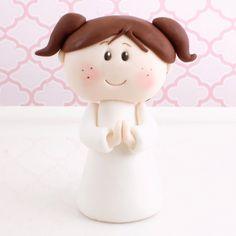 Girl cake Topper by mjtabush on Etsy https://www.etsy.com/listing/169190766/girl-cake-topper