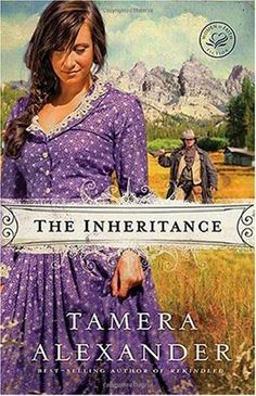 The Inheritance (Women of Faith Fiction) by Tamera Alexander, http://www.amazon.com/dp/B00394DGNW/ref=cm_sw_r_pi_dp_DBHsqb1BR81XX