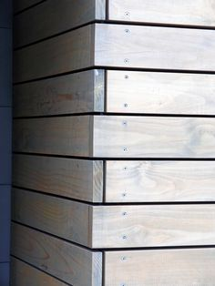 65 new ideas for exterior house wall facades 65 new ideas for exterior façade … - All About Balcony Shed Cladding, Timber Cladding, Exterior Cladding, Wall Cladding, Wall Exterior, Exterior Remodel, Wood Facade, Wood Siding, Street House