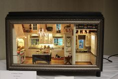 Exhibits at the Seattle Miniature Show March 7-8, 2015 - Seattle Miniature Show