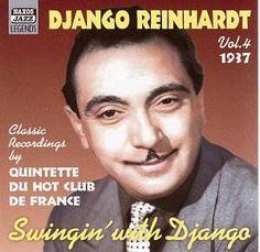 ParisLovesJazz -- Django Lives - The Best Gypsy Jazz in Paris