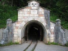 Hallstatt/Austria  The world's oldest known salt mine.