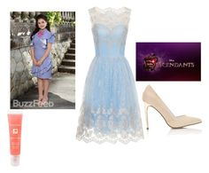 """""""My Jane set from descendants"""" by fashioninlodon ❤ liked on Polyvore featuring beauty, Dorothy Perkins, Miss Selfridge, Disney and Lancôme"""