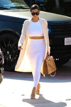 Kim Kardashian's 11 Best Shoe Looks Ever via @WhoWhatWear
