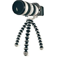 Great little tripod! I'll definitely be using this for my soon-to-be-had Canon T4i.
