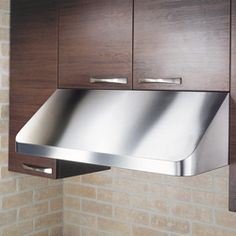@Overstock - Add modern functionality to your kitchen with the KOBE Brillia CHX191 Series stainless steel under cabinet professional range hood. This hood is equipped with a dual 640 CFM motor, and three-speed mechanical slide buttons.http://www.overstock.com/Home-Garden/KOBE-Brillia-CHX191-Series-30-inch-Under-Cabinet-Range-Hood/6695784/product.html?CID=214117 $639.99