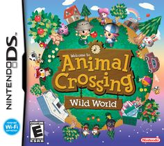 Animal Crossing: Wild World. I still play the Gamecube version from time to time (on the Wii, Gamecube bit the dust quite some time ago) as well.