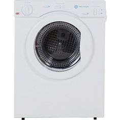 Buy White Knight C372WV Vented Tumble Dryer - White at Argos.co.uk - Your Online Shop for Tumble dryers.
