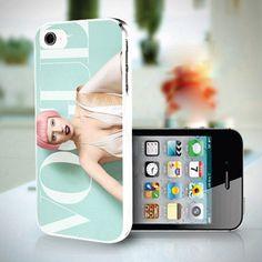 Lady Gaga Photoshoot Vogue design for iPhone 5 case